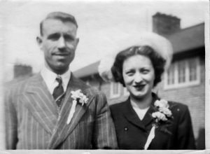 Betty and Jack George