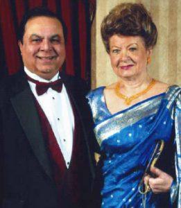 Ike & Shahnaz Ahmed