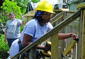 Innovative Program Makes the Right Connection-New Home Improvement Program