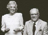 Ralph and Evelyn Cooper