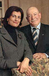 Elham and Joseph Farah