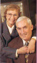 Bill and Marjorie Nelson