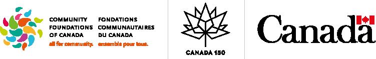 Canada 150 Fund wordmark